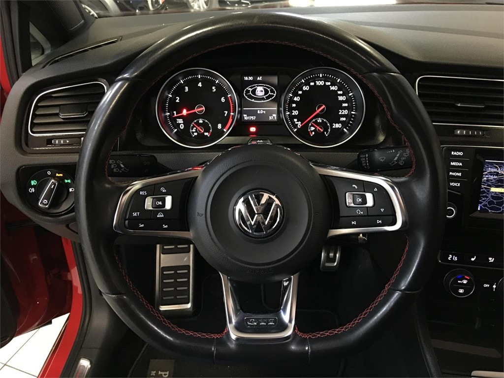 Foto 18 VOLKSWAGEN GOLF VII GTI PERFORMANCE ( 22.990€)
