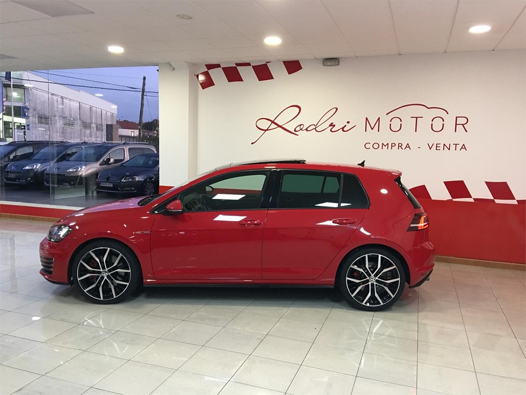 Foto 5 VOLKSWAGEN GOLF VII GTI PERFORMANCE ( 22.990€)